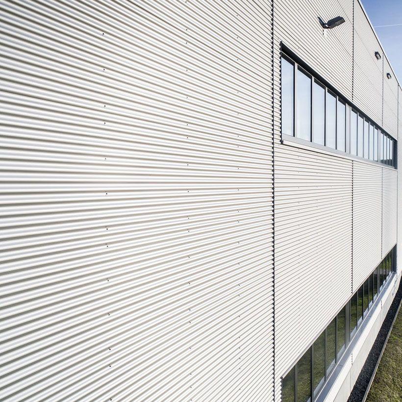 Brendel Ulm - Fassade